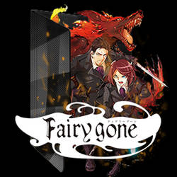 Fairy Gone Folder Icon