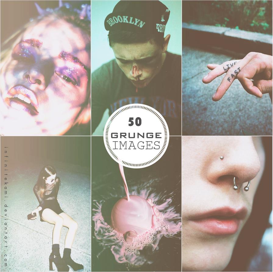 50 Grunge Images { PhotoPack } by InfiniteKami