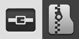 TokenDual Set for IconPackager by naymlezwun