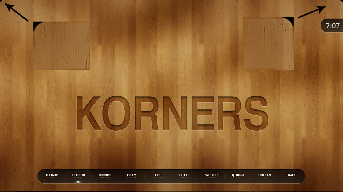 Korners by naymlezwun