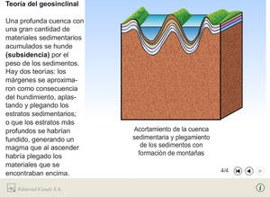 Geosyncline theory
