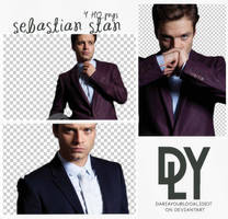 1 | SEBASTIAN STAN | PNG PACK by dariayourlocalidiot