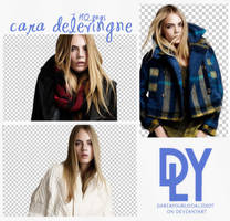 7 |CARA DELEVINGNE | PNG PACK by dariayourlocalidiot