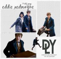 10 |EDDIE REDMAYNE |PNG PACK by dariayourlocalidiot