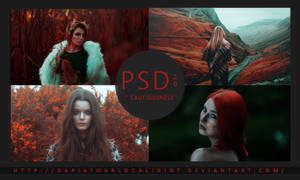 20 | PSD COLOURING | CAUTIOUSNESS by dariayourlocalidiot