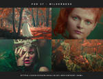 37 | PSD COLOURING | WILDERNESS by dariayourlocalidiot