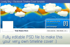 Cloudee - Facebook Cover by LoversHorizon