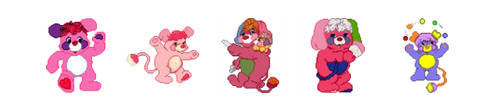 Popples pack 04 by hprune