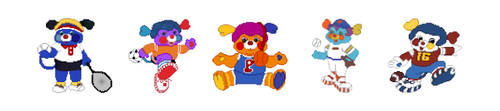 Popples pack 06 by hprune
