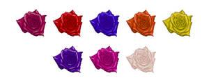 Flower pack 06