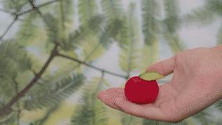 Take the apple, sugar (animation)