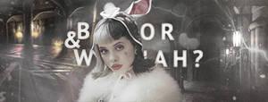 B'n'W or nah? by TheFireInMyEyes