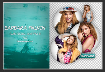 Barbara Palvin - Pack Png (The Fire In My Eyes) by TheFireInMyEyes