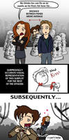 DW SPOILERS: Love in the Time of Daleks
