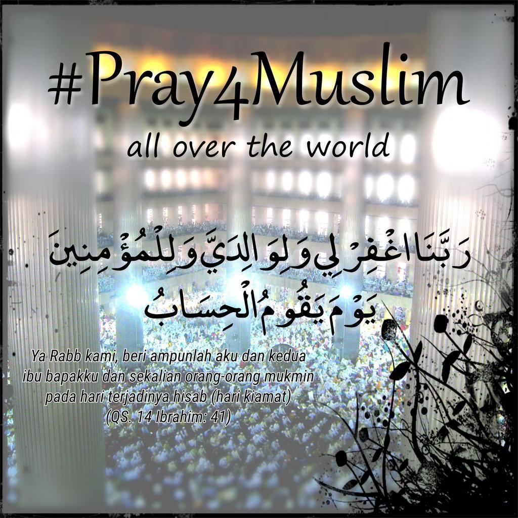 Pray4Muslim