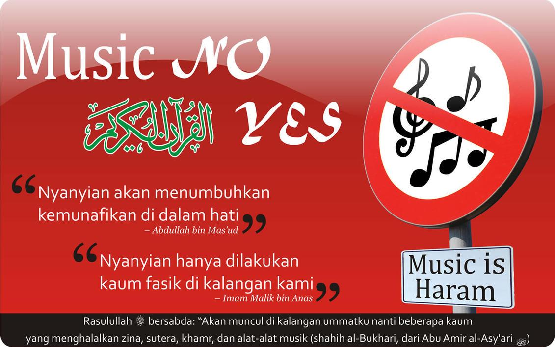 Music is Haram