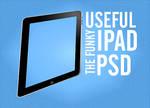 The Funky iPad PSD