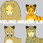 Feline Maker 1.0 by PerianArdocyl
