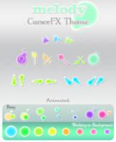 MeLoDy CursorFX Theme