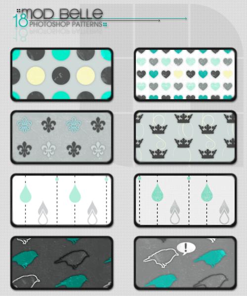 MoD BeLLe Pattern Set