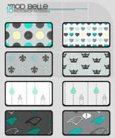 MoD BeLLe Pattern Set by kittenbella