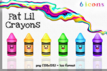 FaT LiL Crayons