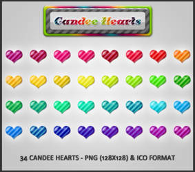 Candee Hearts