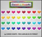 Candee Hearts