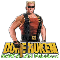 Duke Nukem MP Custom Icon by thedoctor45