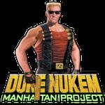 Duke Nukem MP Custom Icon