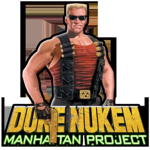Duke Nukem MP Custom Icon by thedoctor45