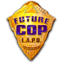 Future Cop LAPD Custom Icon by thedoctor45