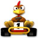 Moorhuhn Kart Custom Icon by thedoctor45