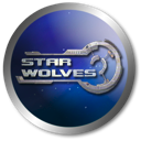 Star Wolves Custom Icon by thedoctor45