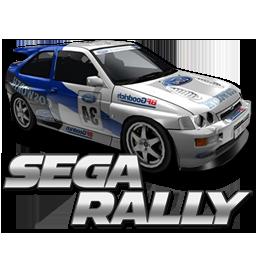 Sega Rally Revo Custom Icon by thedoctor45