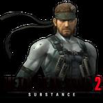 Metal Gear Solid 2 Custom Icon