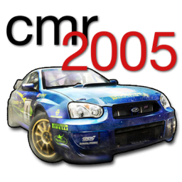 Colin McRae Rally 2005 Custom Icon by thedoctor45
