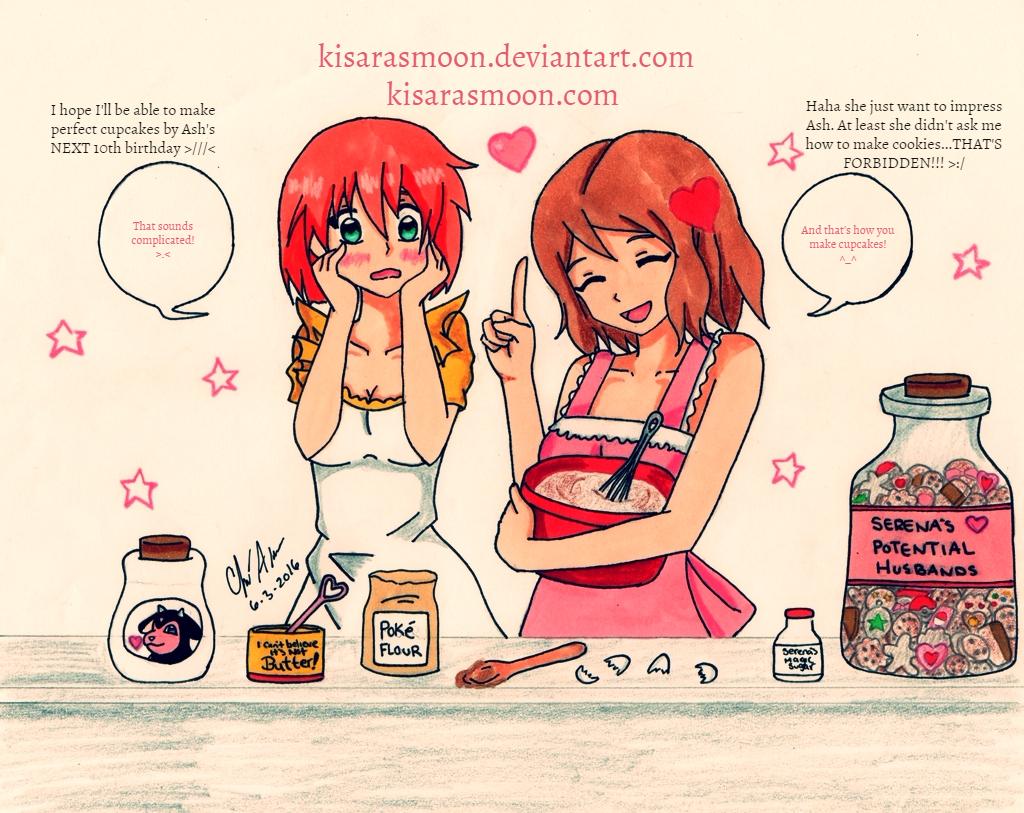 Baking with Serena by Kisarasmoon