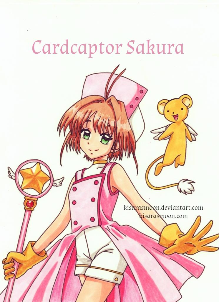 Cardcaptor Sakura by Kisarasmoon
