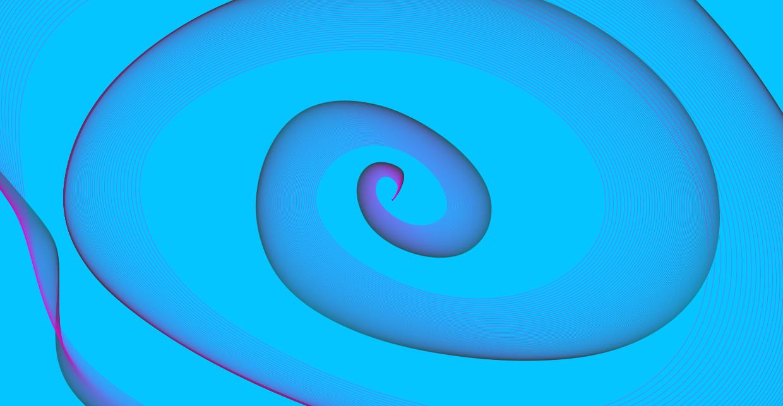 Snailshell Ribbon by MacaronDulce