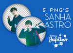 SanHa - Astro png Pack #001