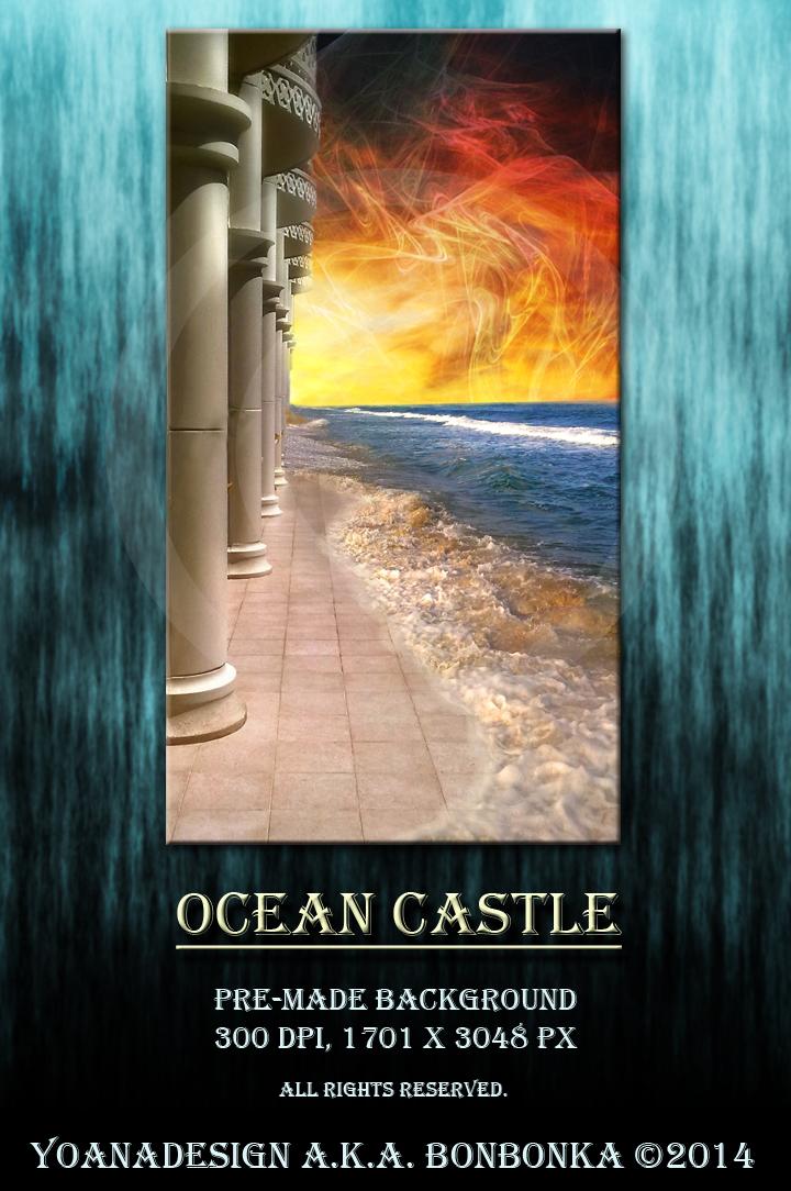 Ocean Castle by bonbonka