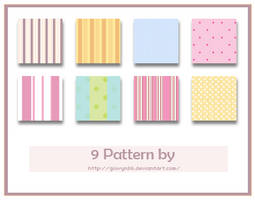 9 Pattern soft by Giovyn86