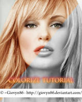 Colorize Tutorial by Giovyn86