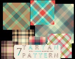 Tartan pattern by Giovyn86