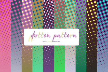 Dotted pattern by Giovyn86