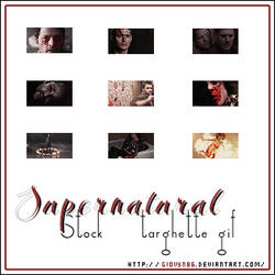 Supernatural gif stock 6 by Giovyn86