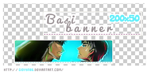 Banner 200x50 by Giovyn86
