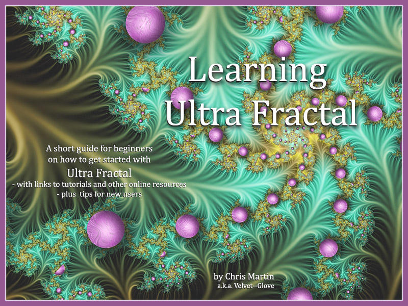 Learning Ultra Fractal