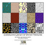 Voroni Textures - Community Library